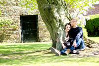 014-Delbury-Hall-Pre-Wedding-Photoshoot-Shropshire-Wedding-Photographer